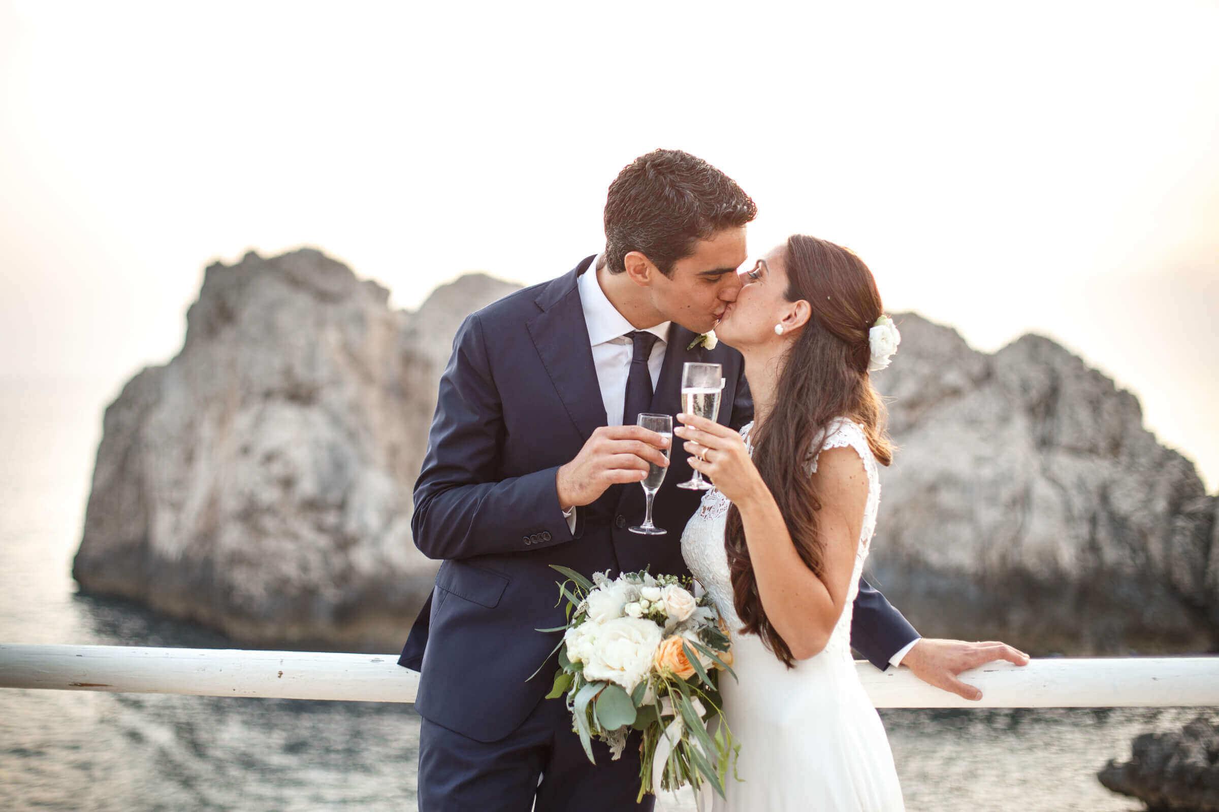 Great wedding venue  Ristorante del Lido Lazzarella